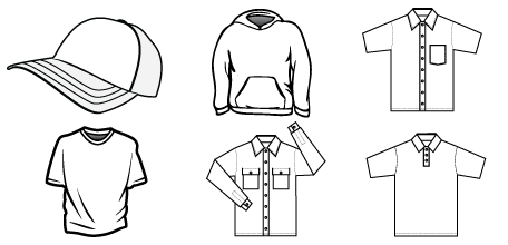 Design / Print : Company Uniforms